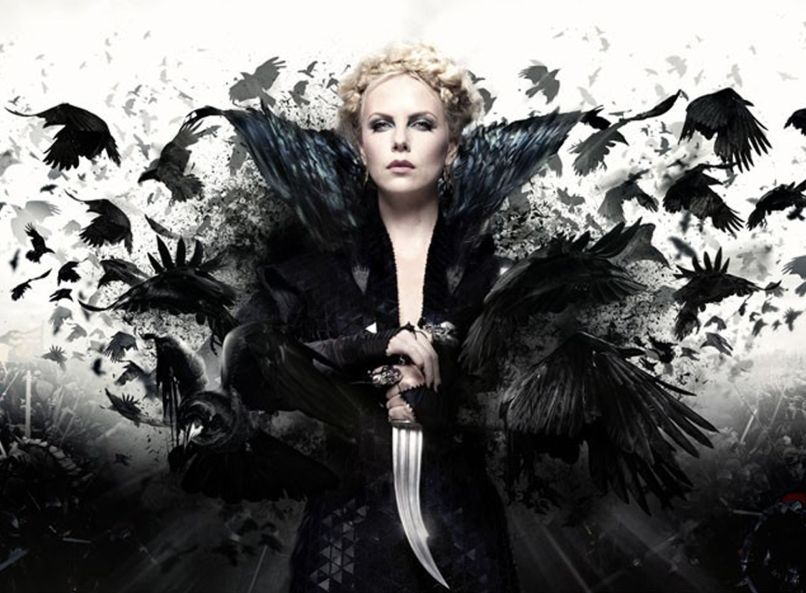 charlize theron ravenna witch step mother snow white huntsman 10 More Celebrities We Want to See on Game of Thrones