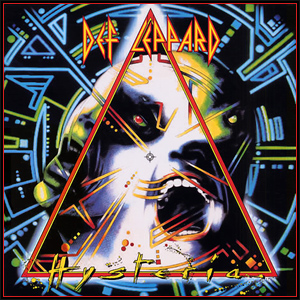 def leppard   hysteria vinyl version Top 50 Albums of 1987