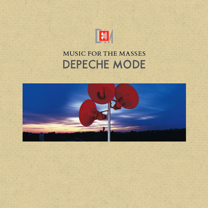 depeche mode   music for the masses Top 50 Albums of 1987