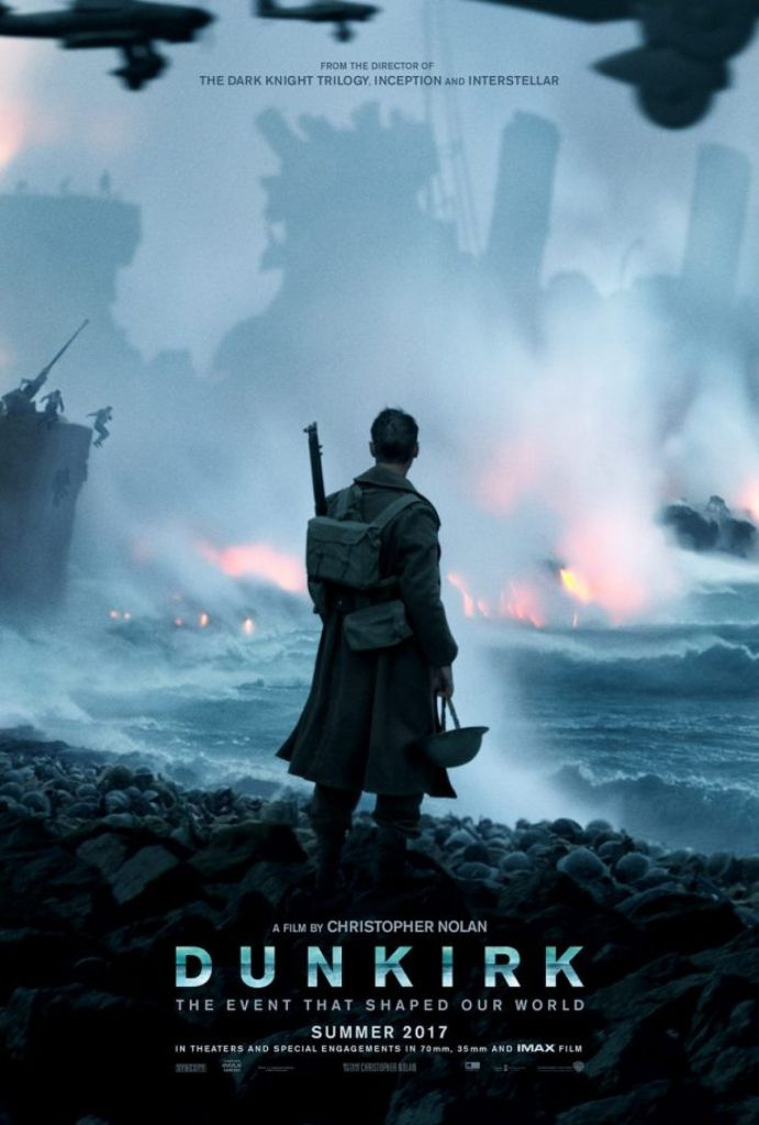 dunkirk1 Ranking: Every Christopher Nolan Movie from Worst to Best