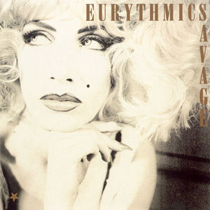 eurythmics   savage Top 50 Albums of 1987