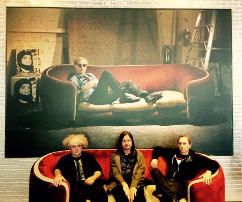 """""""At the Andy Warhol Museum"""""""