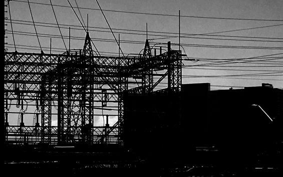 """Power on the east coast"""