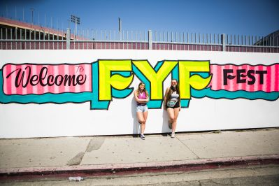 FYF Fest 2017 // Photo by Philip Cosores