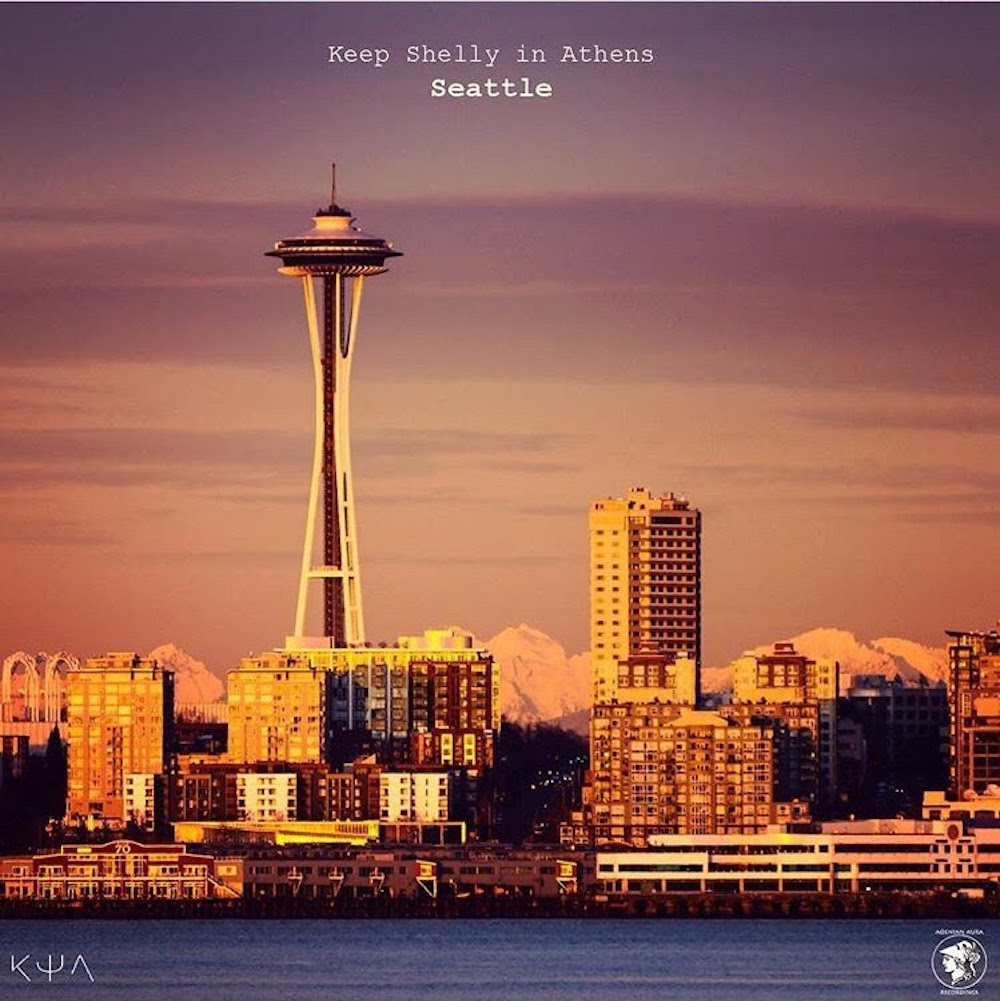 keep shelly seattle Keep Shelly in Athens journey to Seattle on new song: Stream