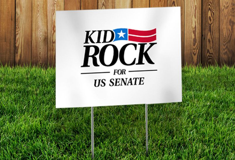 kid rock senate 10 Albums That Could Run for Office