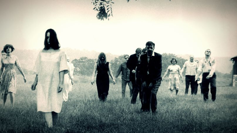 Growing Up in the Land of the Living Dead