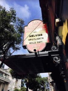 melvins a Melvins A