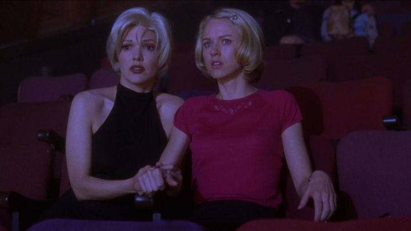 mulholland drive The 100 Scariest Movies of All Time