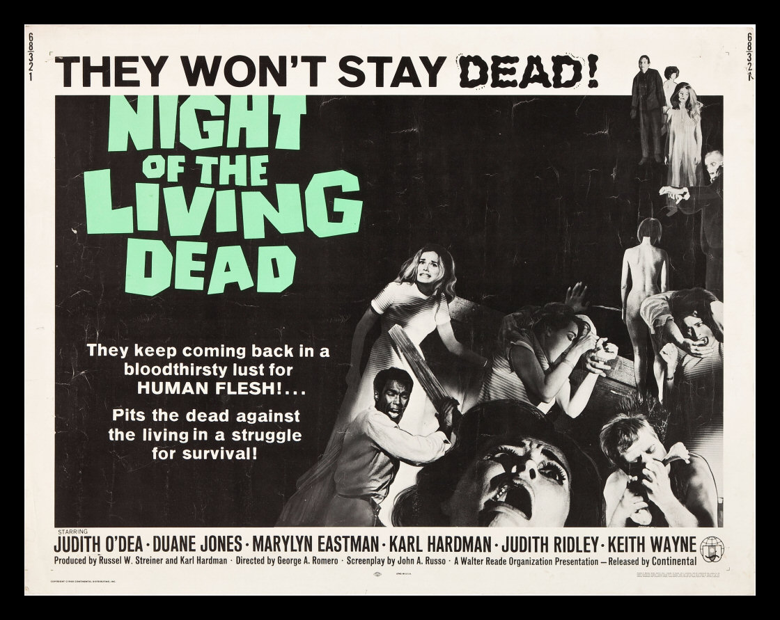 night of the living dead Growing Up in the Land of the Living Dead