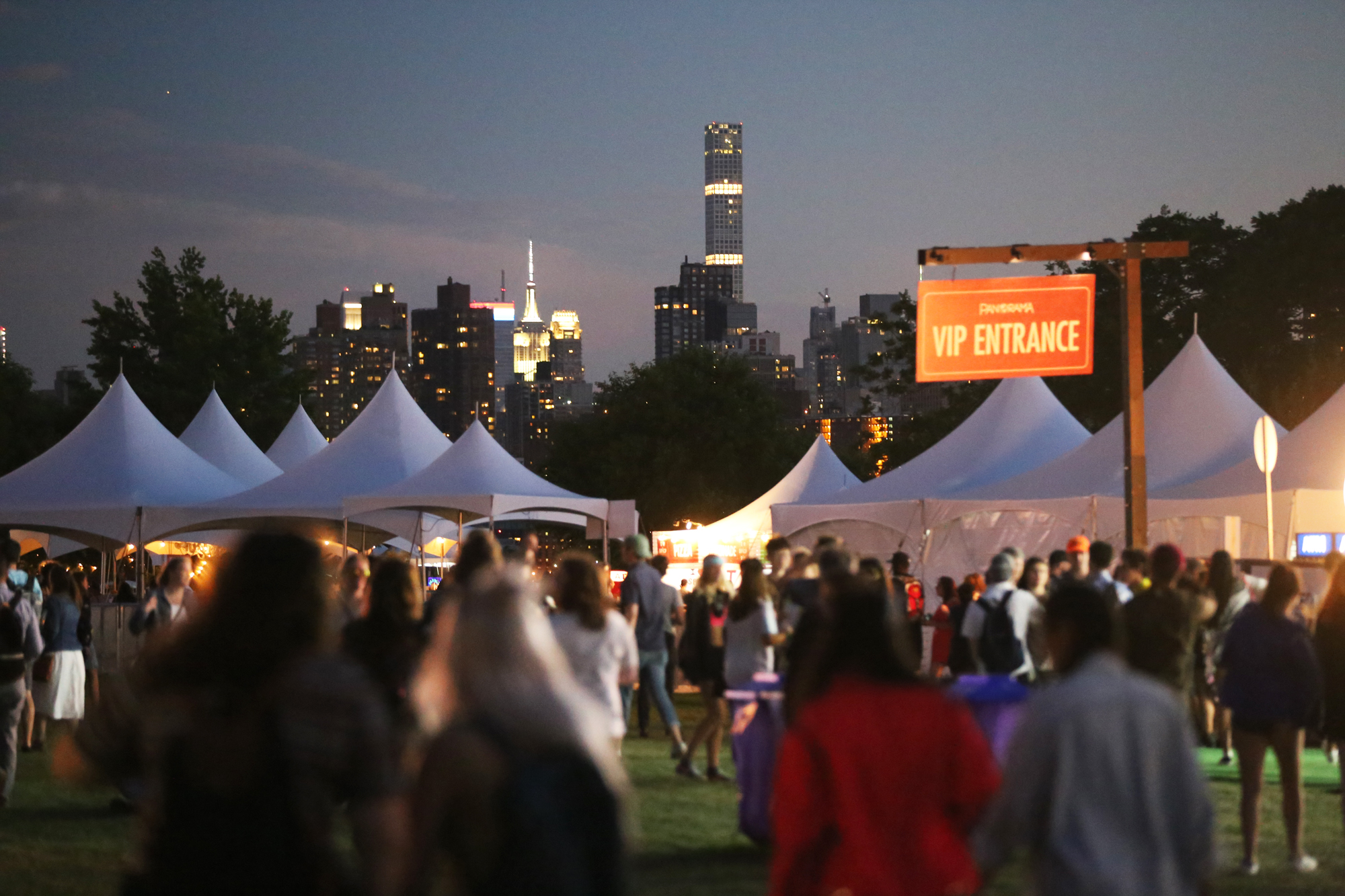 Panorama Music Festival, photo by Killian Young