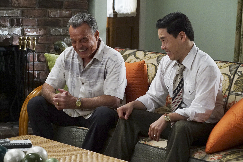 ray wise randall parks Ray Wise Revisits Twin Peaks and Sings Mairzy Doats