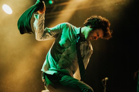 Passion Pit // Photo by Sara Strick