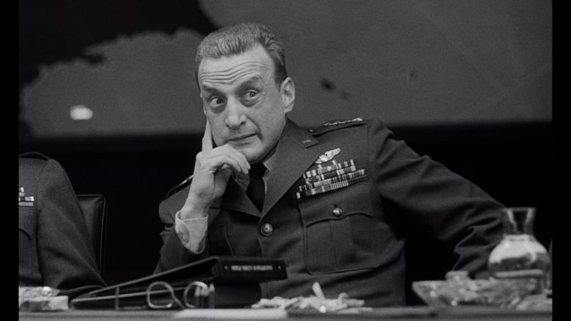 strangelove The 10 Greatest American War Movies