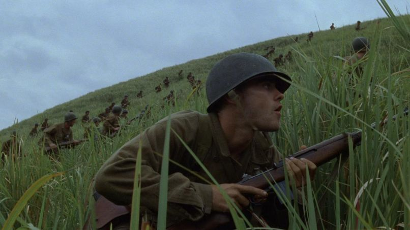thin red line The 10 Greatest American War Movies