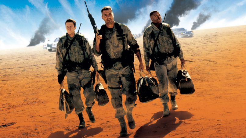 three kings di 1 The 10 Greatest American War Movies