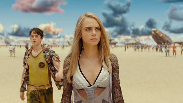 Film Review Valerian And The City Of A Thousand Planets Consequence Of Sound