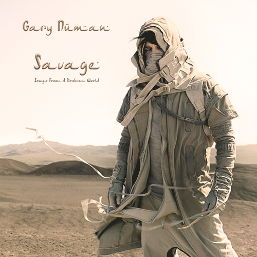 unnamed 1 Gary Numan announces new album, Savage (Songs from a Broken World), shares My Name is Ruin: Stream