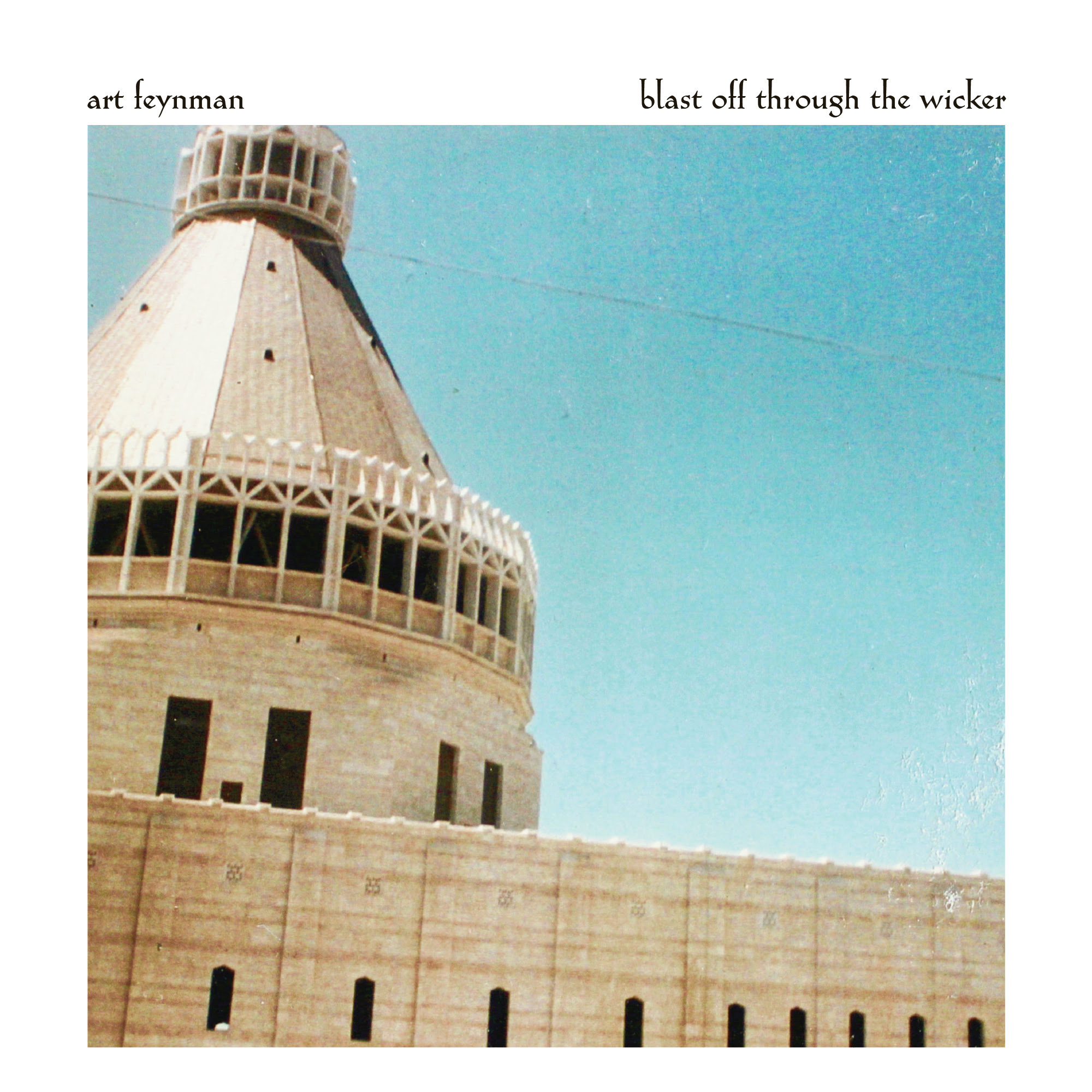 unnamed 15 Here We Go Magics Luke Temple announces new album as Art Feynman, shares Cant Stand It: Listen