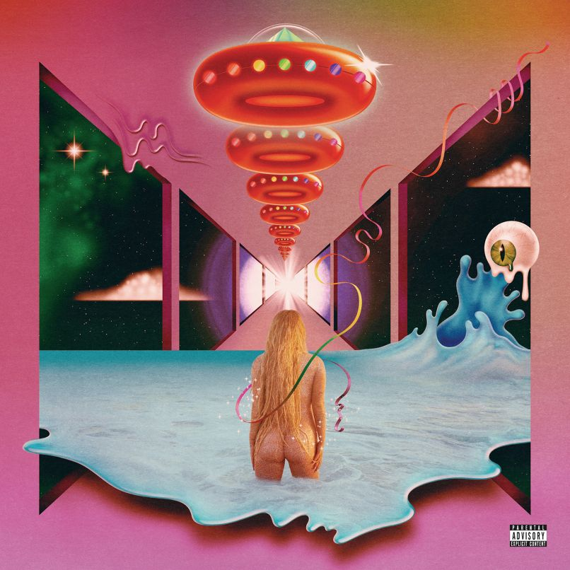 unnamed 52 Kesha announces new album, Rainbow, due out in August