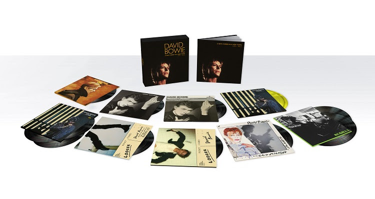unnamed 57 New David Bowie box set, A New Career in a New Town (1977 1982), due out in September