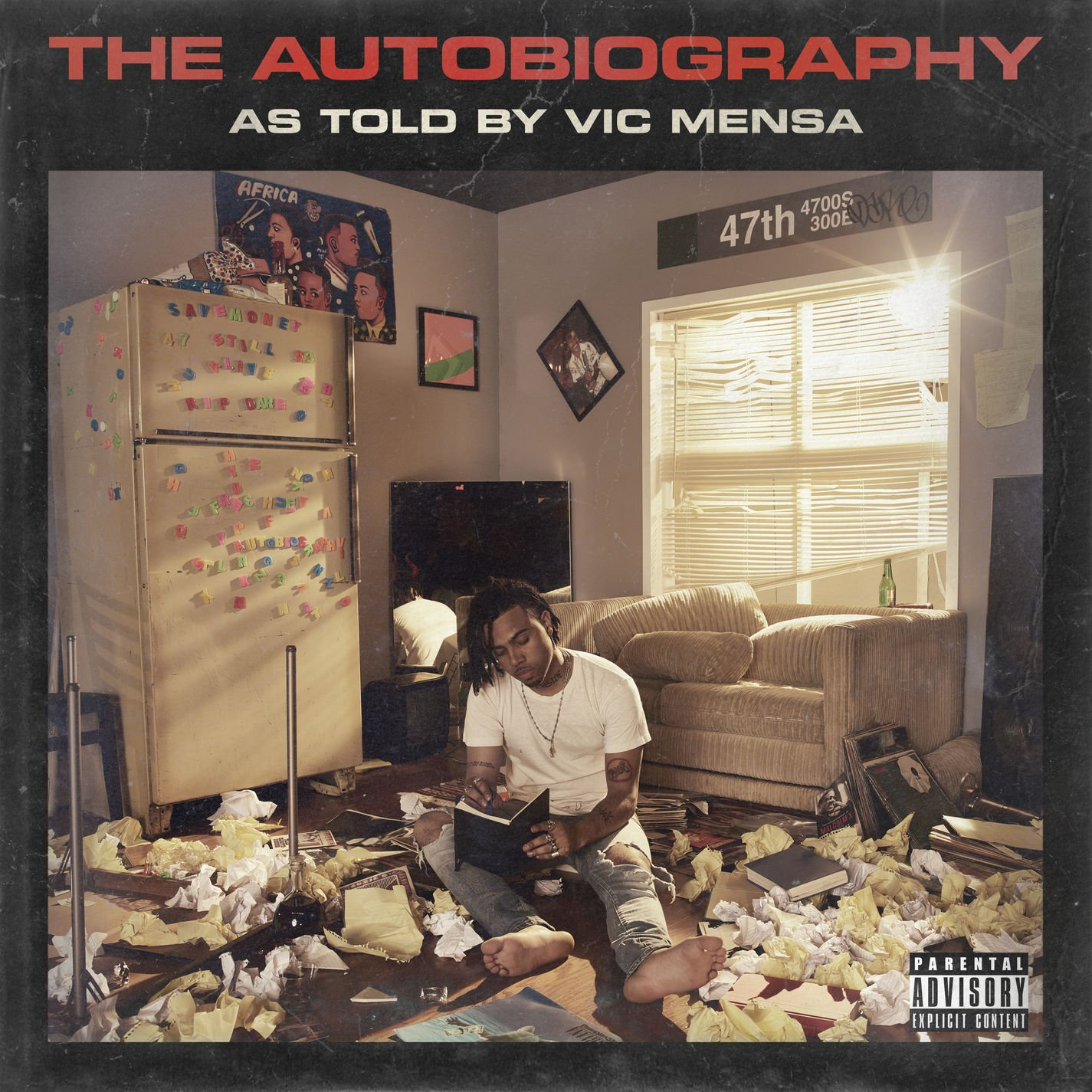 vic mensa autobiography album stream download Top 50 Albums of 2017