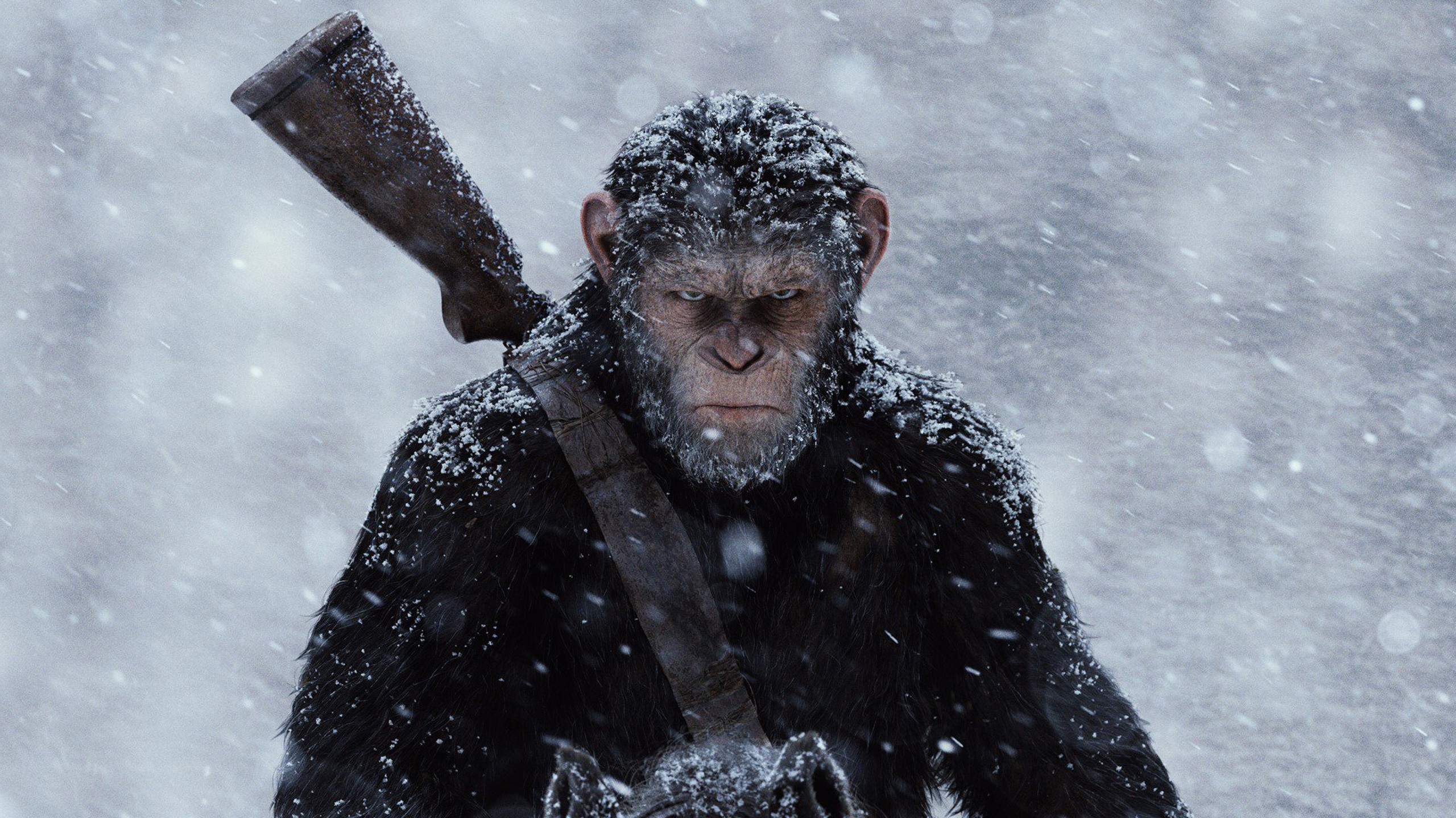 war apes Apes Wizard Andy Serkis Explains How He Evolved Caesar