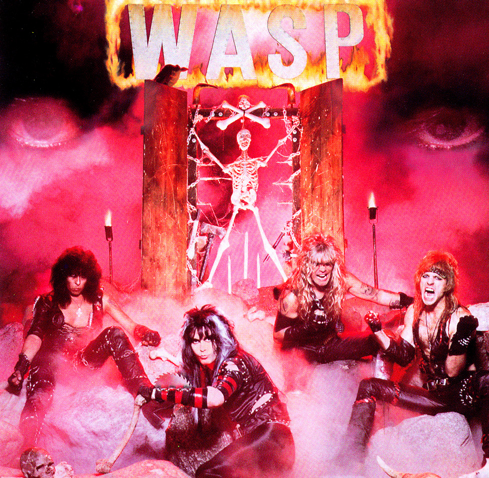 wasp 3 10 Hair Metal Albums That Dont Suck
