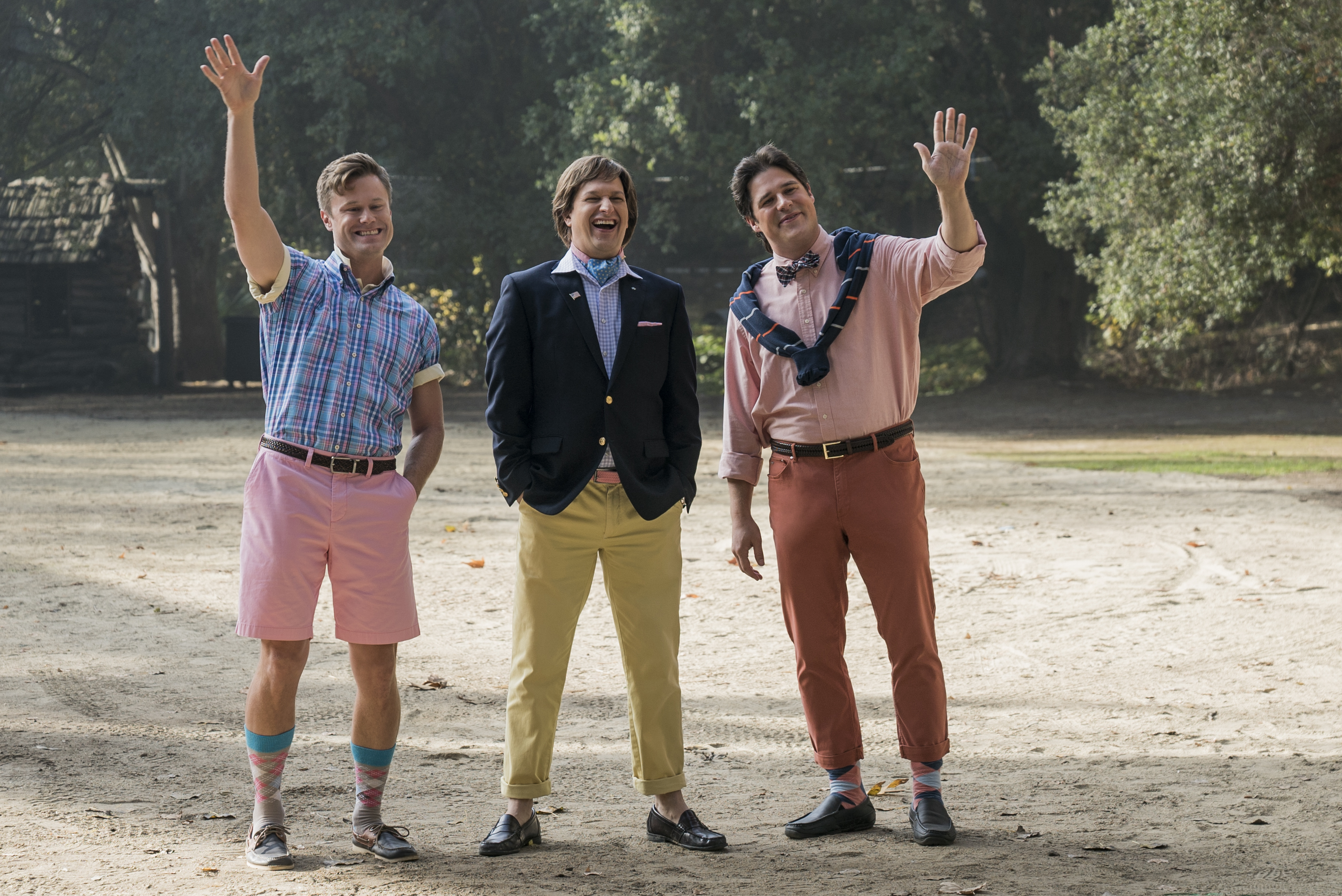 whas 204 unit 00350 r Wet Hot American Summer: Ten Years Later Worth the Wait, Even If McKinley Has Something at 11
