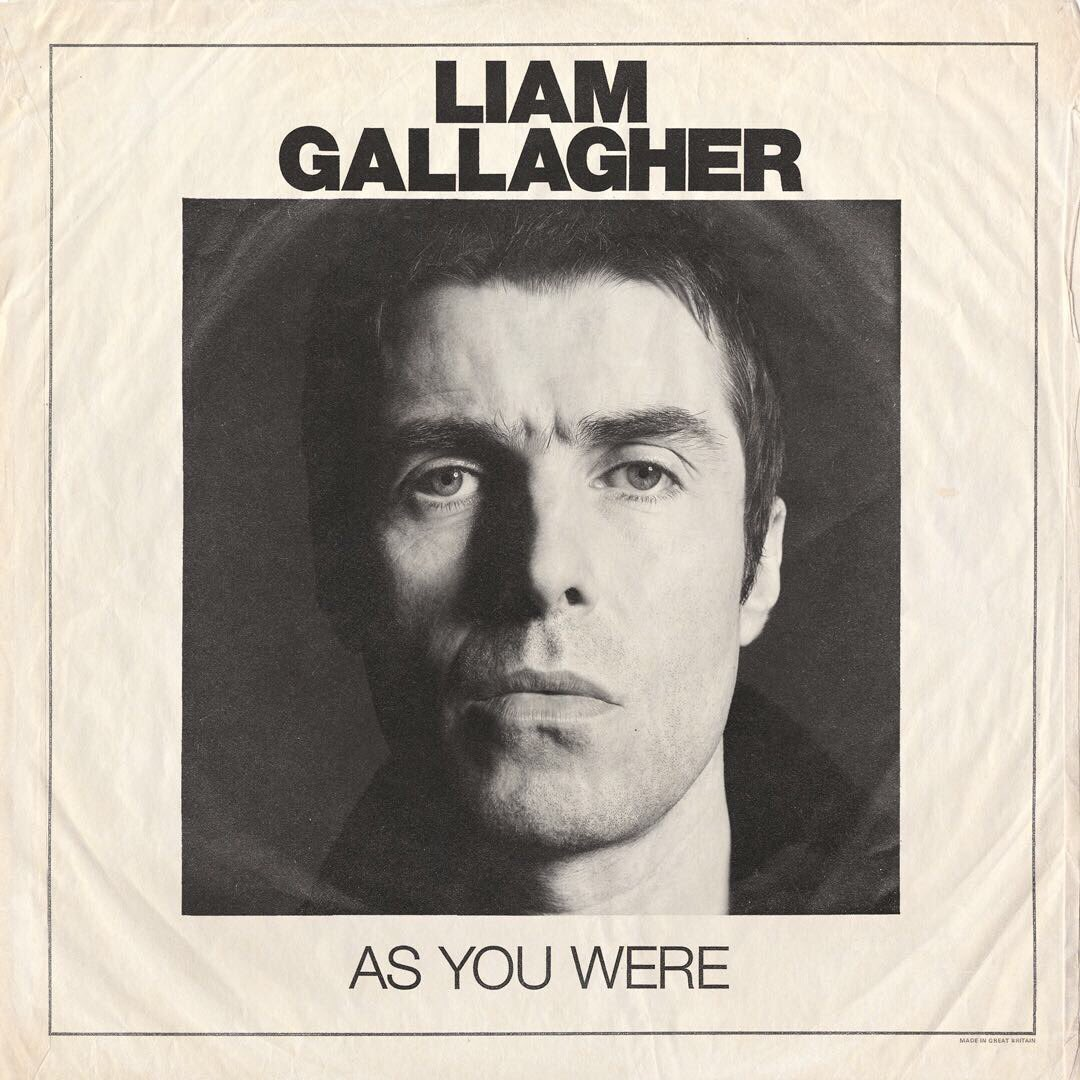 as you were Liam Gallagher releases debut solo album, As You Were: Stream/download