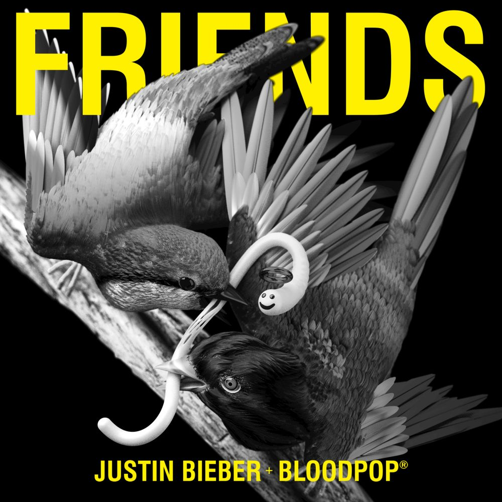 bieber friends Justin Bieber wants to remain Friends on new single with Bloodpop: Stream