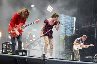 Cage the Elephant // Photo by Heather Kaplan
