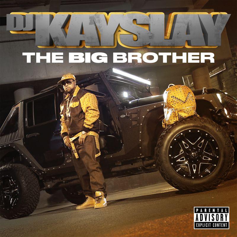 dj kay slay big brother artwork Kendrick Lamar, Mac Miller, and Kevin Gates join forces on DJ Kay Slays Cold Summer: Stream