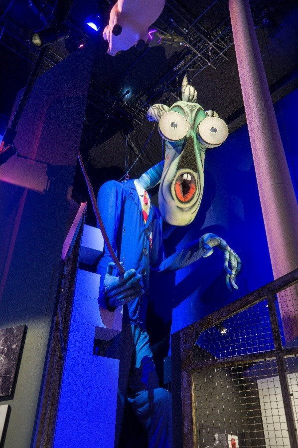 empty The 10 Coolest Things to See at Pink Floyd: Their Mortal Remains