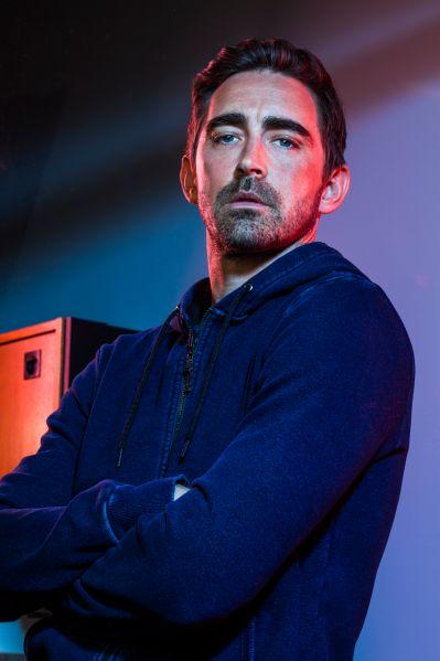 Lee Pace as Joe MacMillan- Halt and Catch Fire _ Season 4, Gallery - Photo Credit: Eric Ogden/AMC