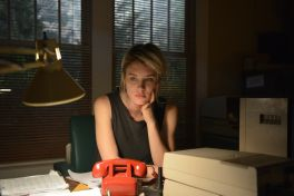Mackenzie Davis as Cameron Howe - Halt and Catch Fire _ Season 2, Episode 9 - Photo Credit: Richard DuCree/AMC