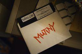 Mutiny Floppy Disc - Halt and Catch Fire _ Season 2, Episode 9 - Photo Credit: Richard DuCree/AMC