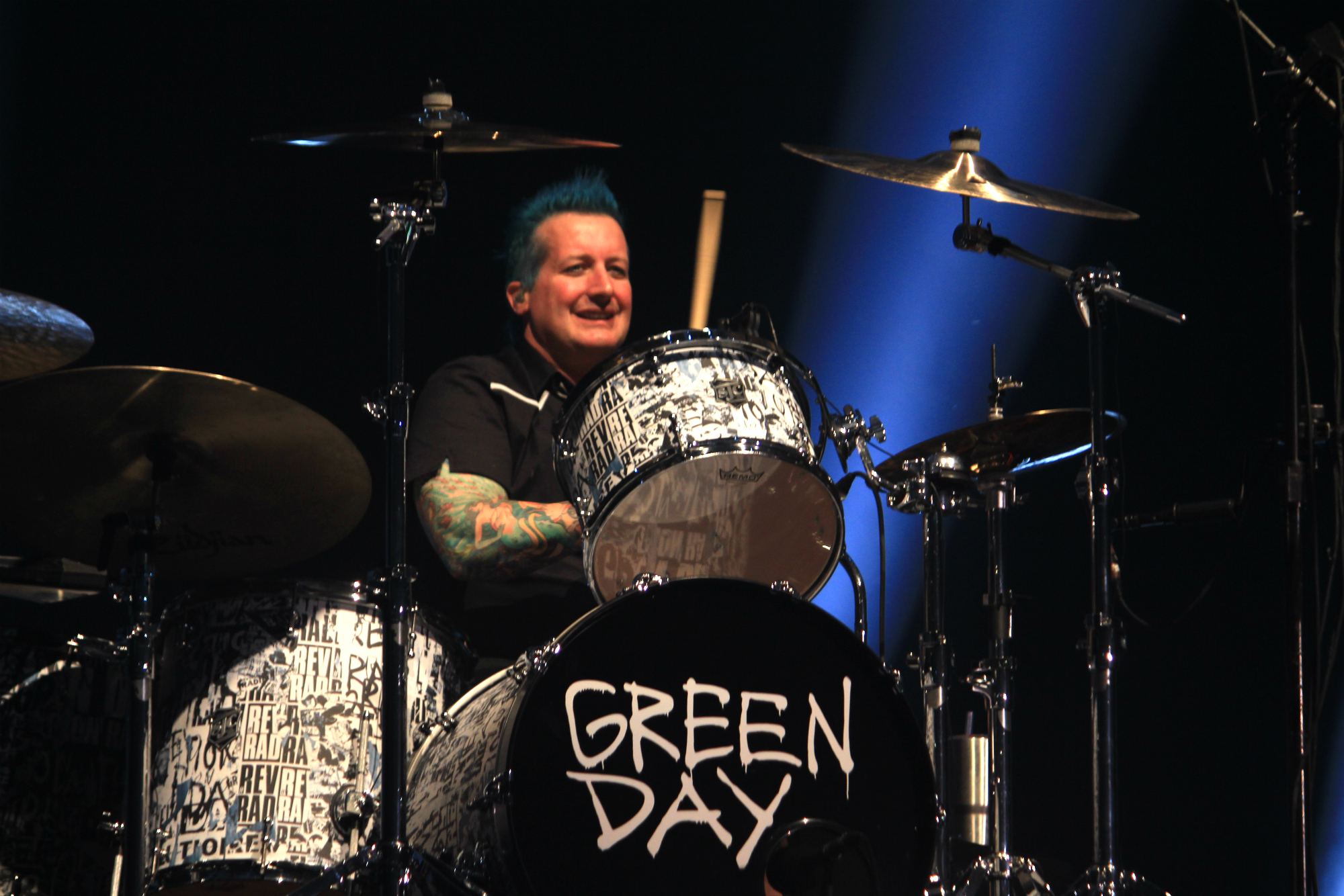 kaplan wrigley green day 16 kaplan wrigley green day 16
