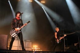 Green Day // Photo by Heather Kaplan