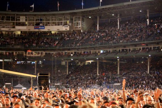 Wrigley Field, photo by Heather Kaplan