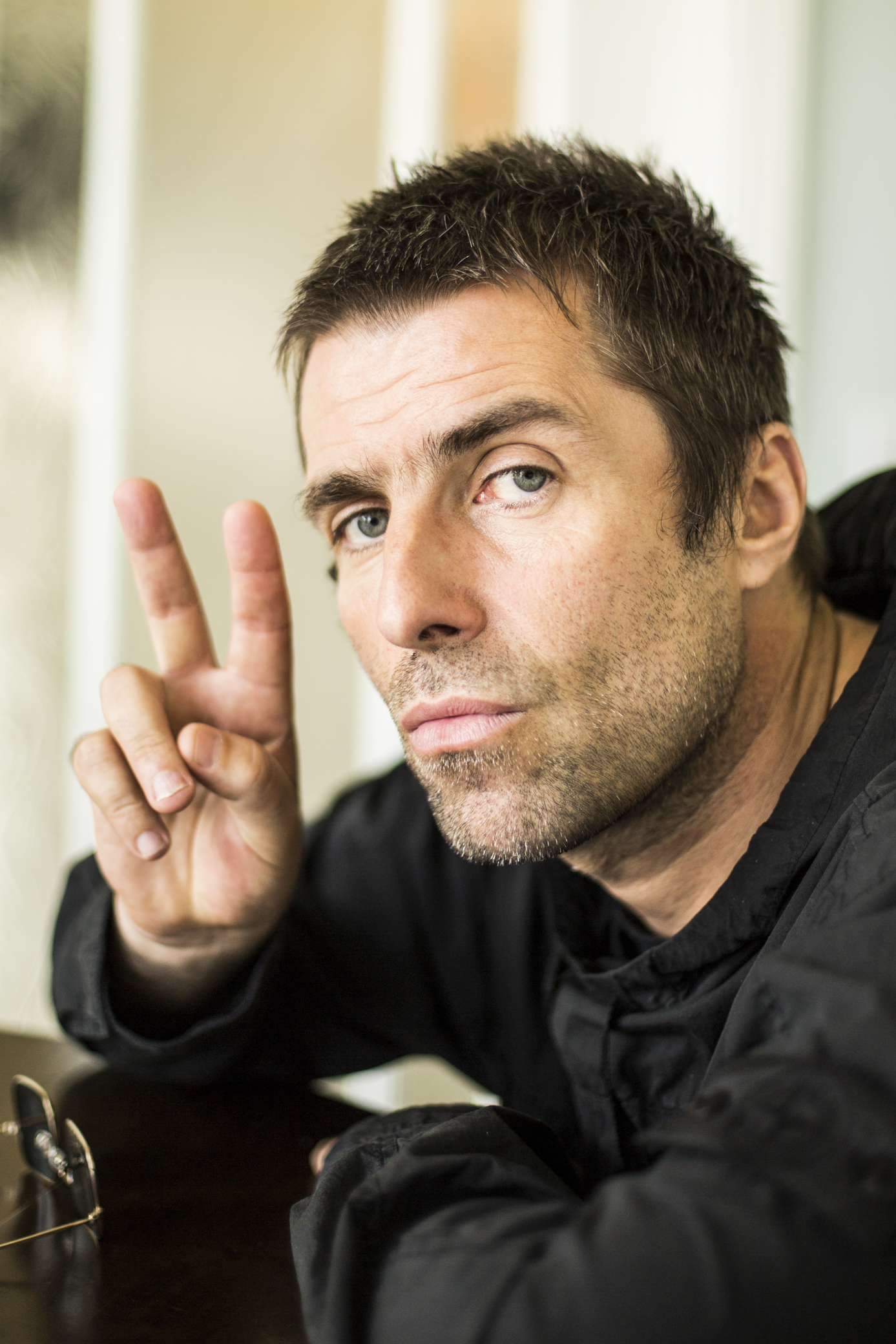 liam gallagher 21 Rock N Roll Star: A Conversation with Liam Gallagher