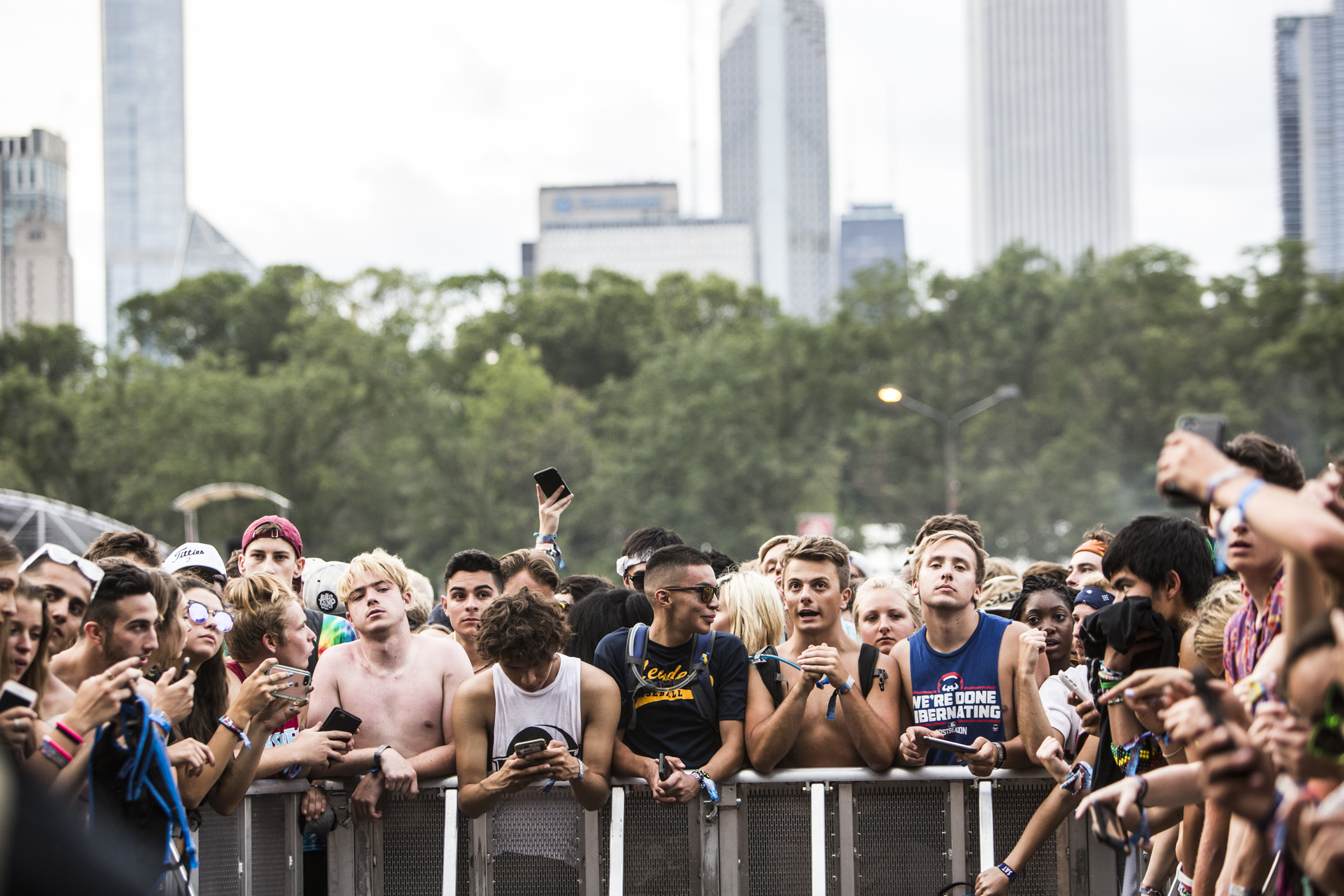 Lollapalooza 2017 // Photo by Philip Cosores