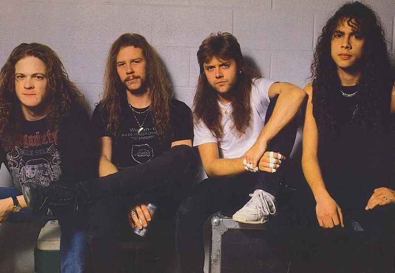 metallica The 10 Craziest Stories Revealed on VH1s Behind the Music