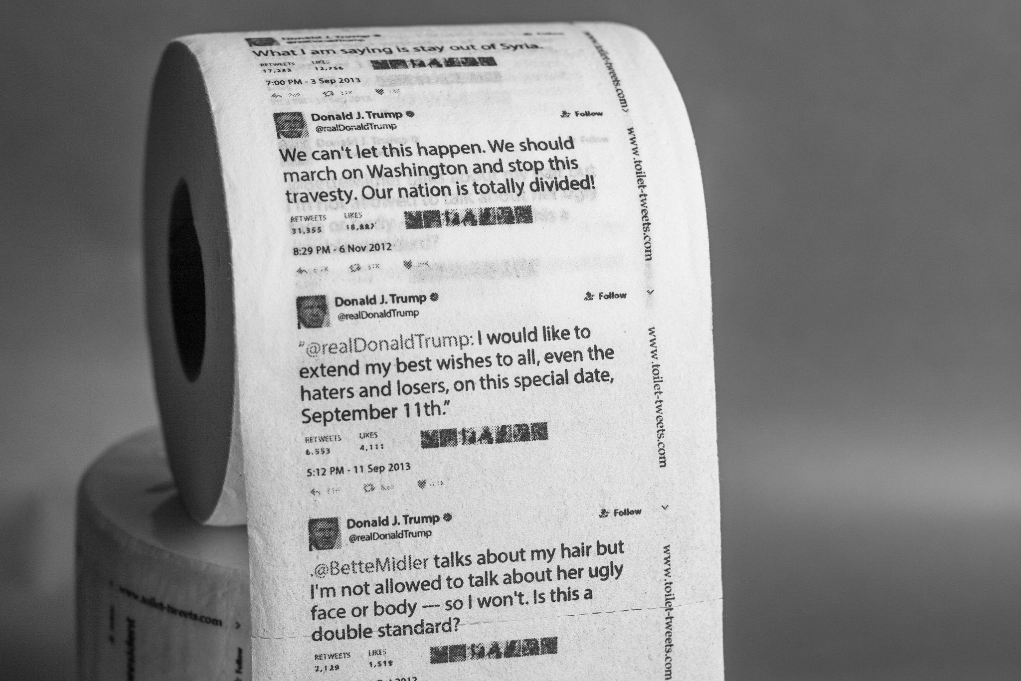 mg 1424 1024x10242x Donald Trumps shitty tweets printed on toilet paper