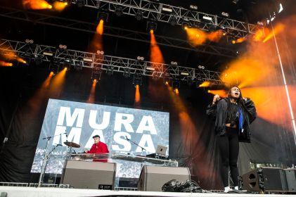 Mura Masa // Photo by Philip Cosores