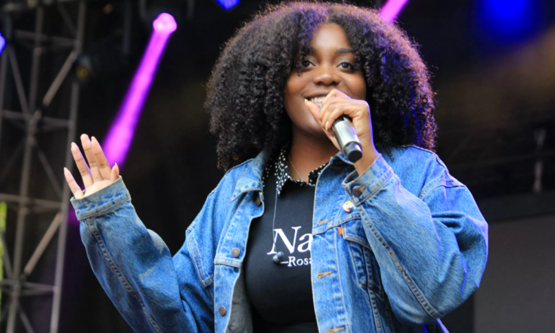 Noname, photo by Heather Kaplan