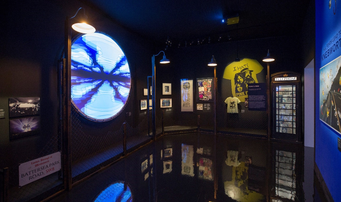 one of these days The 10 Coolest Things to See at Pink Floyd: Their Mortal Remains
