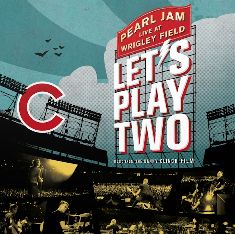 pearl jam lets play two Pearl Jams new concert film, Lets Play Two, to receive theatrical and telecast releases