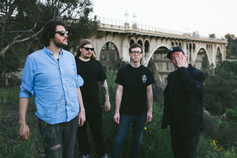 Protomartyr, photo by Daniel Topete