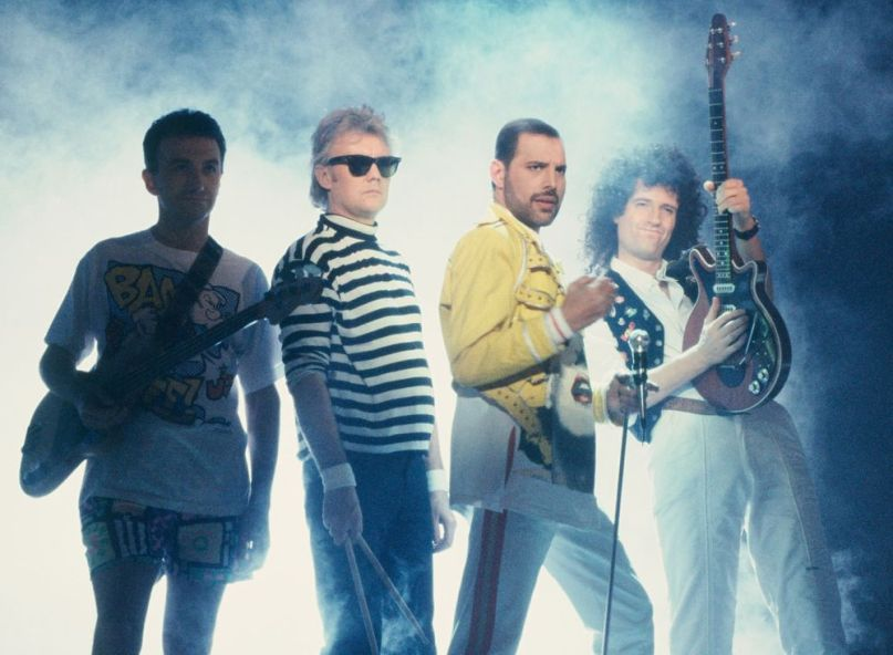 Freddie Mercury biopic casts Queen band members | Consequence of Sound
